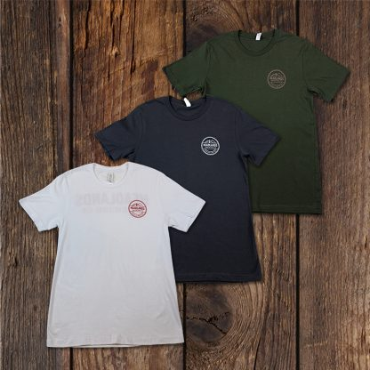 branded tee all colors